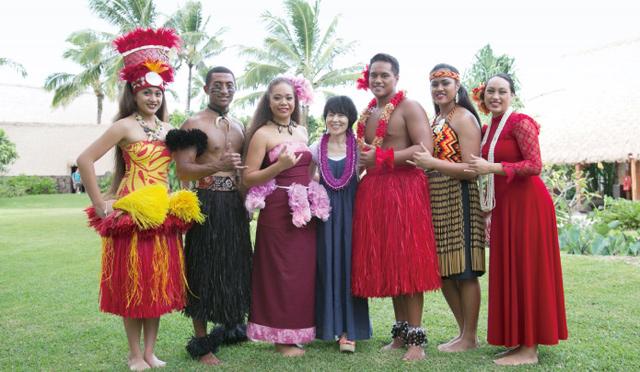 栗原はるみさんが感じた、ハワイのおもてなしの真髄