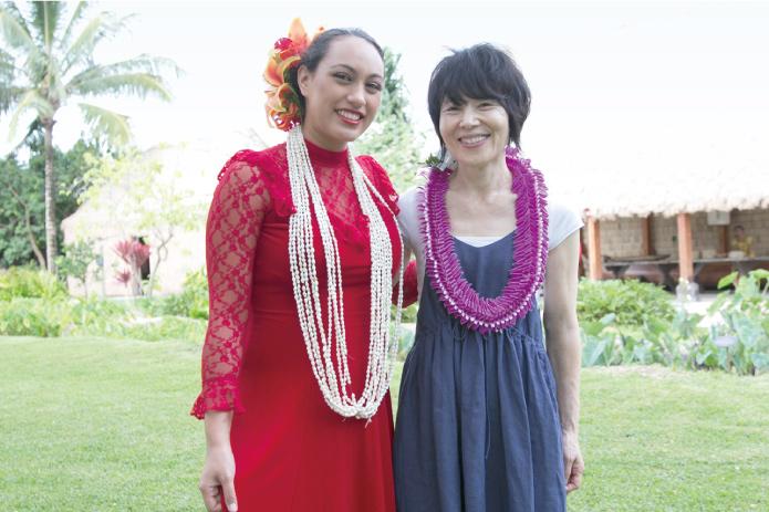 栗原はるみさんが感じた、ハワイのおもてなしの真髄本格フラを観てみたい!