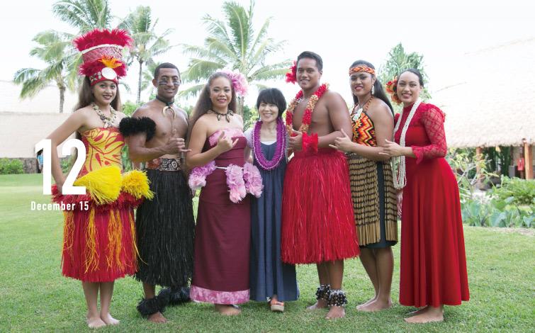 栗原はるみさんが感じた、ハワイのおもてなしの真髄<br />本格フラを観てみたい!