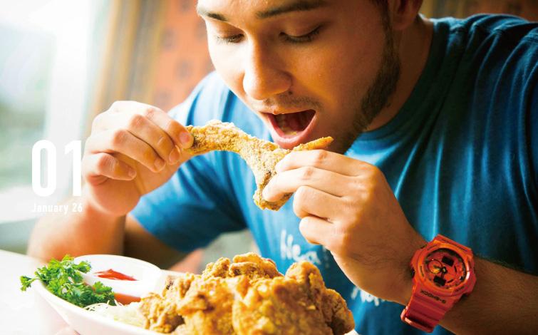 """ハワイ賢者が食べたい、<br />""""ハワイの""""最後の晩餐 [1]本田直之さん"""