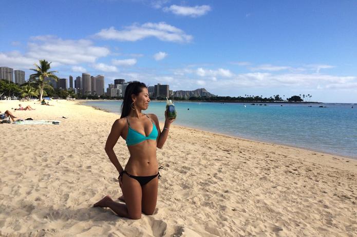 【ロコナビ!】ハワイでも大注目!フレッシュジュースでクレンジングにチャレンジ!!