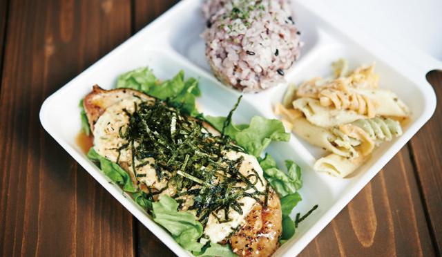 【NEW OPEN!】 シーフードが美味しいプレートランチカフェ!