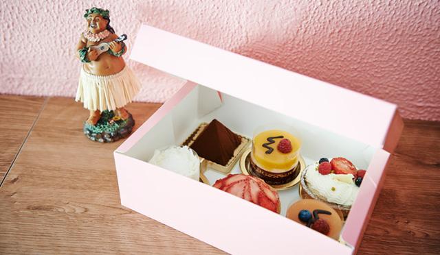 【NEW OPEN!】ハワイ味のチーズケーキって!?