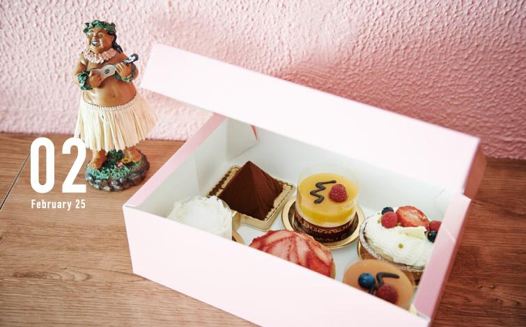 【NEW OPEN!】SNSでシェアしたい!<br>ハワイ味のチーズケーキって!?