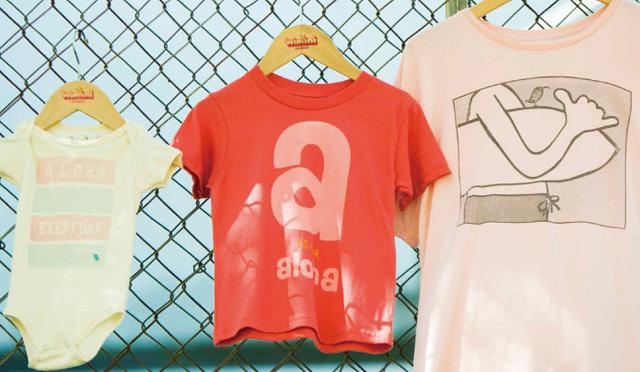 カイルアで即日完売の人気Tシャツブランド