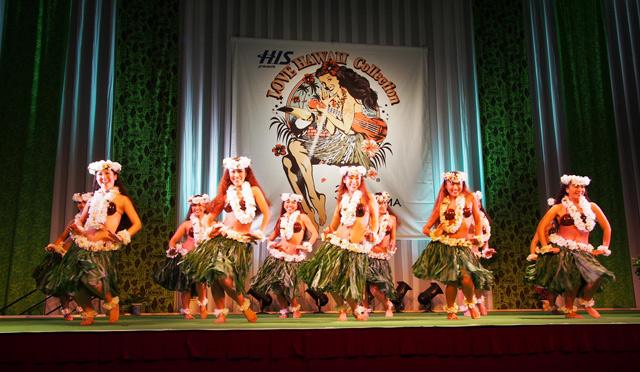 ハワイラヴァーズ来たれ!ラブハワイコレクションが横浜と大阪で開催