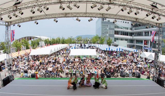 香川県・高松で一緒に盛り上がろう!「アロハフェスティバル in 高松」