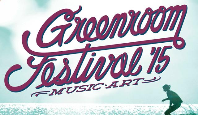 「GREEN ROOM FESTIVAL 2015」ハワイで初開催!