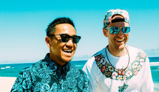 Def Techがハワイでビーチクリーン!明日のハワイ初LIVEの意気込みとは?