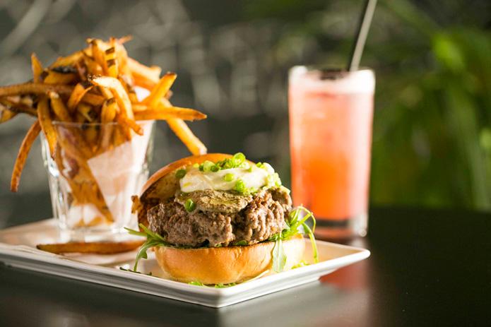 ダウンタウンの新生ガストロパブは○○入りハンバーガーを食べるべし!