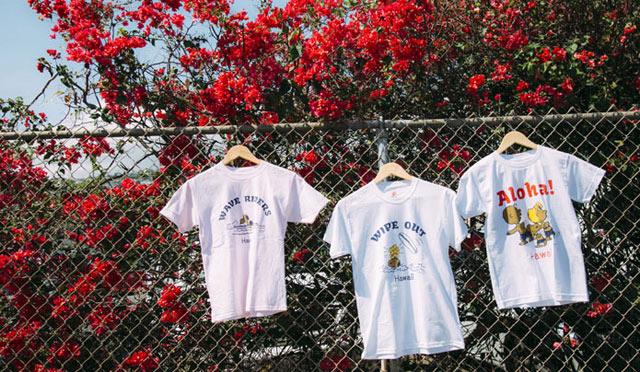 「モヤさま」でさまぁ~ずも着ていた!限定Tシャツをプレゼント!