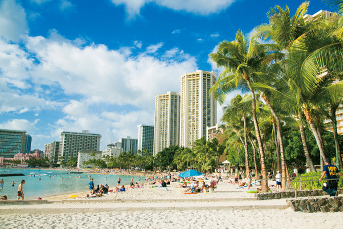ハワイで移動手段に困ったら…アプリ「uber」が便利!