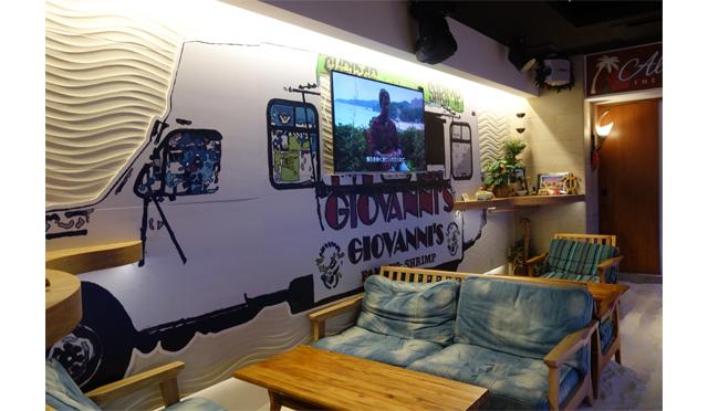 ガーリックシュリンプ有名店「ジョバンニーズ」が日本初上陸!新宿のハワイアンダイニング「アリービーチ」店内にオープン