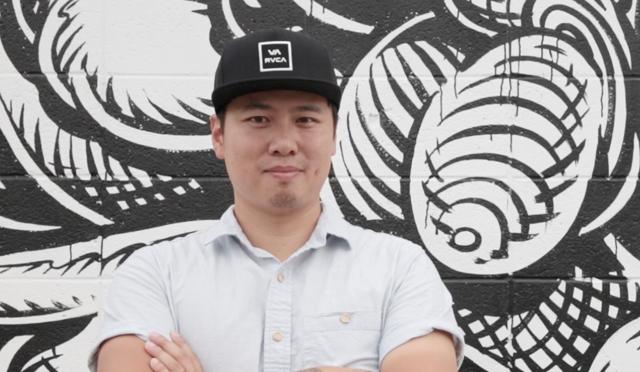 カカアコのウォールアートの仕掛け人。香港からハワイに移住したワケは。