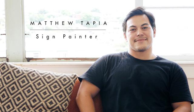 NIKEも惚れたハワイの才能。ハワイのフレーバーを、文字にのせて。