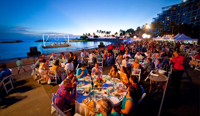 太平洋地域最大の食の祭典がハワイで開催!第5回 ハワイ・フード&ワイン・フェスティバル