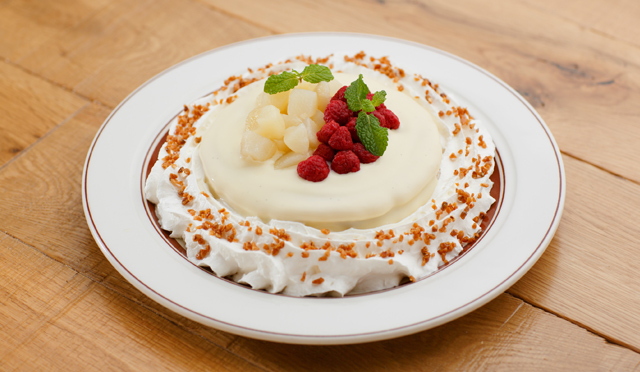 国内14号店目の「エッグスンシングス」、千葉県初出店!オープン記念「洋梨とラズベリーのパンケーキ」限定販売