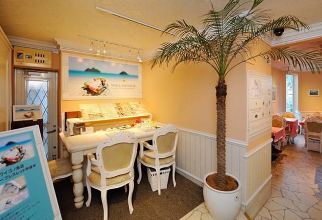 「江ノ島 Aloha Beach Café」に併設オープン!パワーストーンブランド『マルラニハワイ』直営店