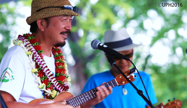 ホノルル・カカアコでウクレレの祭典が開催2016年2月開催「ウクレレ ピクニック イン ハワイ 2016」