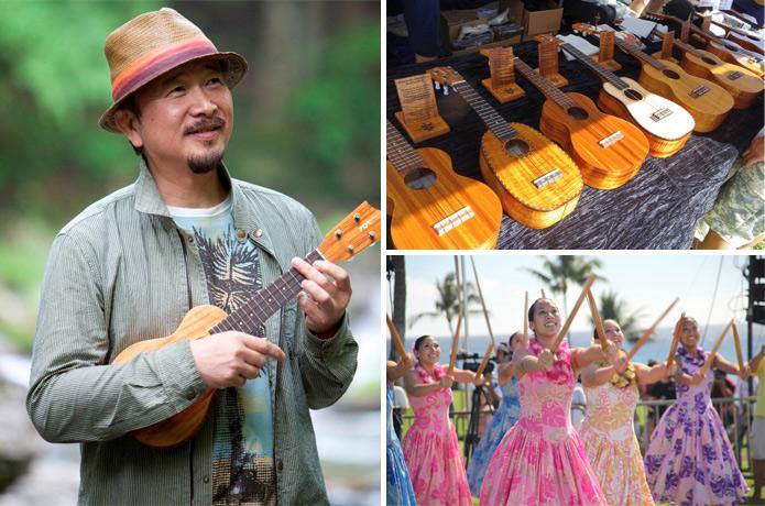 ウクレレピクニック イン ハワイ2016 オフィシャルツアー