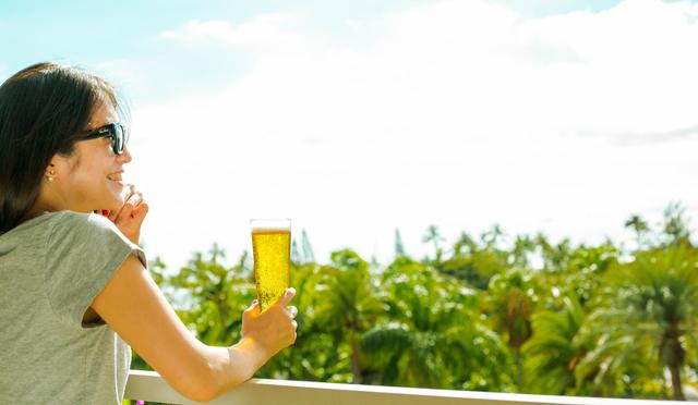 ホテルでビールが4ドル!?  <br />ビール党必訪の穴場はここ。