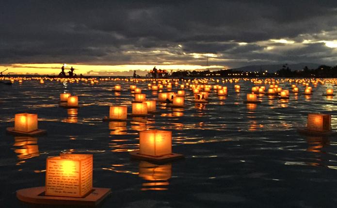 今年は5月30日。アラモアナの海が最高に美しくなる夜って?