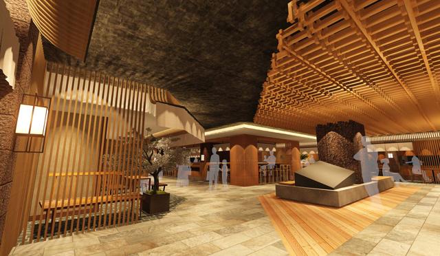 世界初、日本の名店と横丁を組み合わせた新スポット誕生! 「ワイキキ横丁名店街」が2016年8月オープン予定