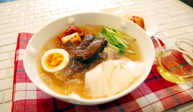 栗原はるみさん直伝レシピ[8] </br>あのハワイアン冷麺の味を再現
