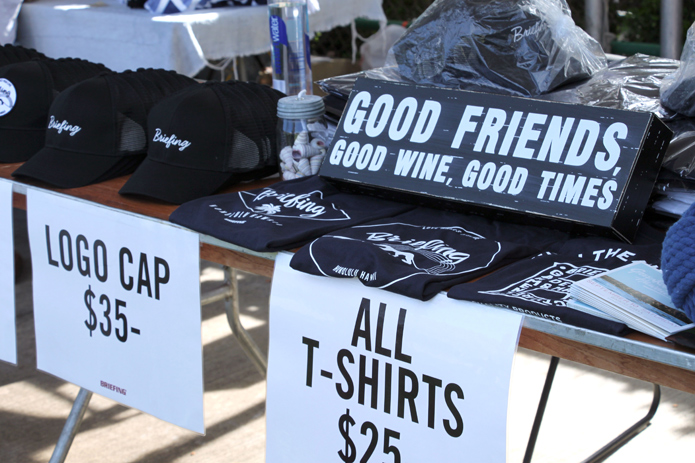 グリーンルームハワイフェス限定。 Def TechオリジナルTシャツをプレゼント!