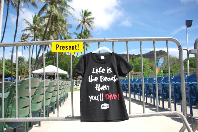 Def Tech Microデザイン監修!グリーンルームハワイフェス限定Tシャツを2名にプレゼント。