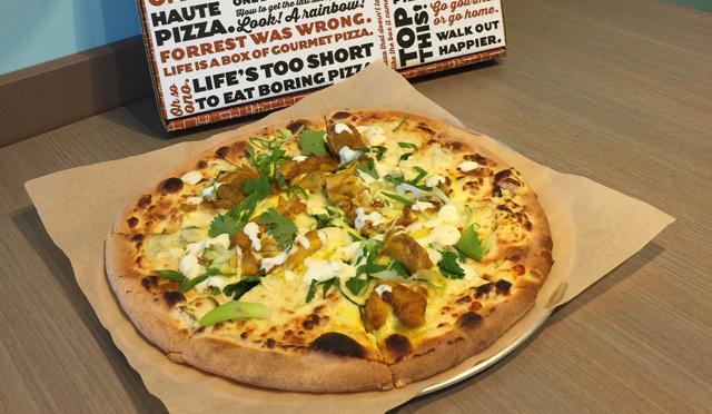 ハワイカイに自由にカスタムできる絶品ピザ店がOPEN!