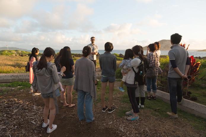 オアフNo.1の日の出が見られる!吉川めいおすすめのサンライズツアー