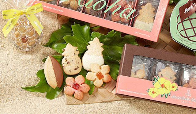花&サーフボード!『ホノルルクッキー』の限定品が発売中!