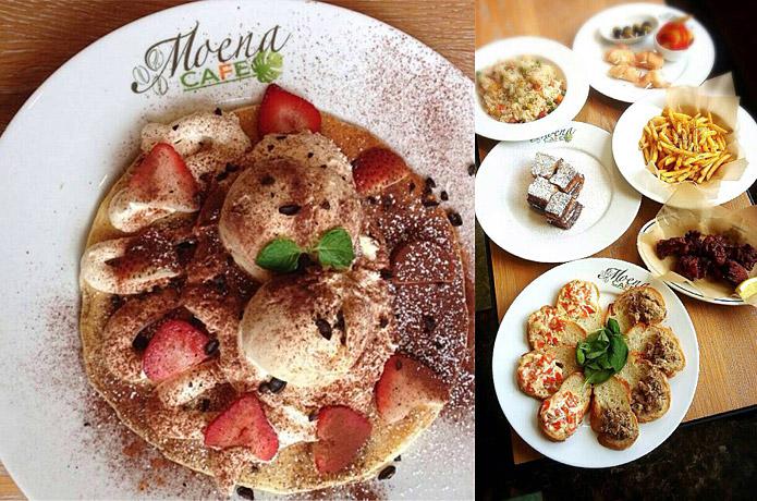 Moena Cafe モエナカフェ クリスマスパーティ